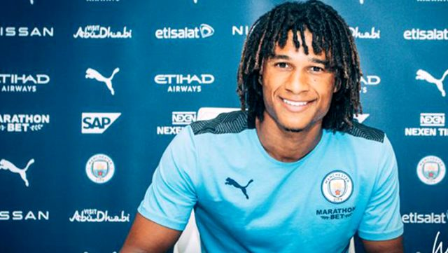 Manchester City, Bournemouth'tan Nathan Ake'i 41 milyon sterline transfer etti